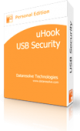 uHook USB Disk Security Personal 2.5.3 full screenshot