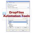 VeryUtils DropFiles Automation Tools 2.3 full screenshot