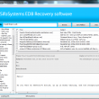 Edb Recovery Software 1.0 full screenshot