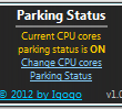 Parking Status 2.3 full screenshot