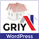 Griya - Real Estate WordPress Theme 15296 1 full screenshot
