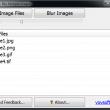 Blur Multiple Images 1.1 full screenshot