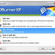 CDBurnerXP 4.5.8.7035 full screenshot