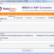 Datavare MBOX to NSF Converter Expert 1.0 full screenshot