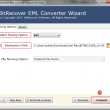 EML Files to Outlook PST Conversion 6.0 full screenshot