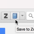 Zotero 5.0.58 full screenshot