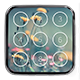 Keypad Lock Screen - iOS Lock Screen 37318 1 full screenshot