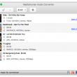MediaHuman Audio Converter MAC 1.9.6.9 full screenshot