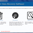 Amrev Data Recovery Software 2.1 full screenshot