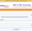 Toolsbaer Migrtaion OST to PST Utility 2.0 full screenshot