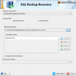 SQL Backup Repair v18.0 full screenshot