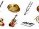Icons-Land Vista Style Musical Instruments Icon Set 1.0 full screenshot