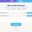 MP4 to MP3 Converter 1.0 full screenshot