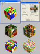 Rubix 3.2 full screenshot