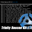 Trinity Rescue Kit 3.4 build 372 full screenshot