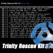 Trinity Rescue Kit 3.4 build 372 full screenshot
