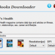 FSS Google Books Downloader 1.9.0.6 full screenshot