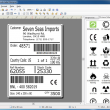 CodeX Barcode Label Designer 5.1 full screenshot