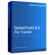 SocketTools File Transfer 9.2.9200.2450 full screenshot
