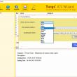 rBits iCalendar Converter 2.0 full screenshot