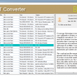 BetaVare OLM to PST Exporter application 1.0 full screenshot