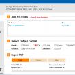 Convert Outlook PST files to Thunderbird 1.2 full screenshot
