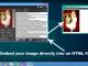 Image2Html 1.0 full screenshot