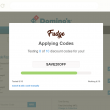 Fudge 1.2.4 full screenshot