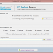 Softaken PST Duplicate Remover 1.0 full screenshot