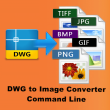 VeryUtils DWG to Image Converter Command Line 2.3 full screenshot