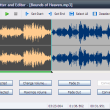 Free MP3 Cutter and Editor (Portable) 2.8.0.1540 full screenshot