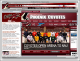 NHL Phoenix Coyotes Firefox Theme 1.0.5 full screenshot