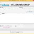 Softaken EML to Gmail Migration 1.0 full screenshot