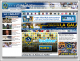 LA Galaxy MLS Soccer Firefox Theme 1.0.6 full screenshot