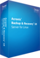 Acronis Backup and Recovery 10 Server for Linux build #12497 full screenshot