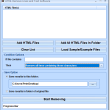 HTML Remove Lines and Text Software 7.0 full screenshot