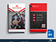 Corporate Business Card 13066 1 full screenshot