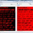 FontViewOK 4.81 full screenshot