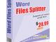 Word Files Splitter 3.5.0 full screenshot